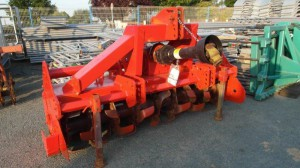 ROTAVATOR HOWARD R600S 205S